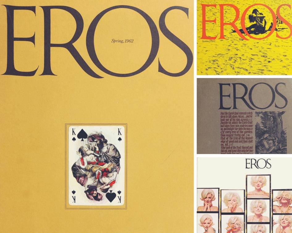 Журнал «Эрос» в цифровой копии