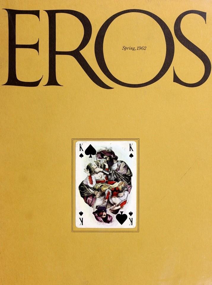 Первый выпуск журнала Eros