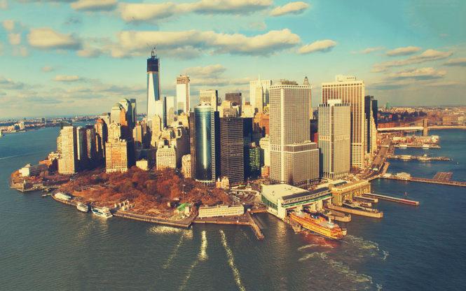 Нижний Манхэттен