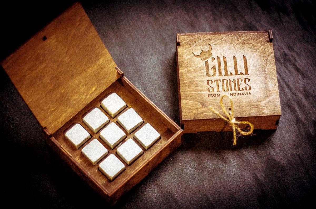 Камни Gilli