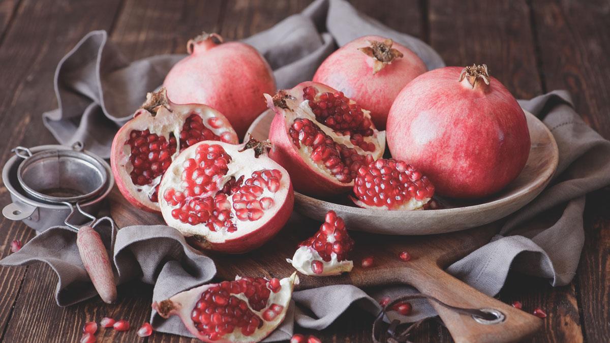 Гранат – полезные свойства для здоровья и красоты в 2019 году