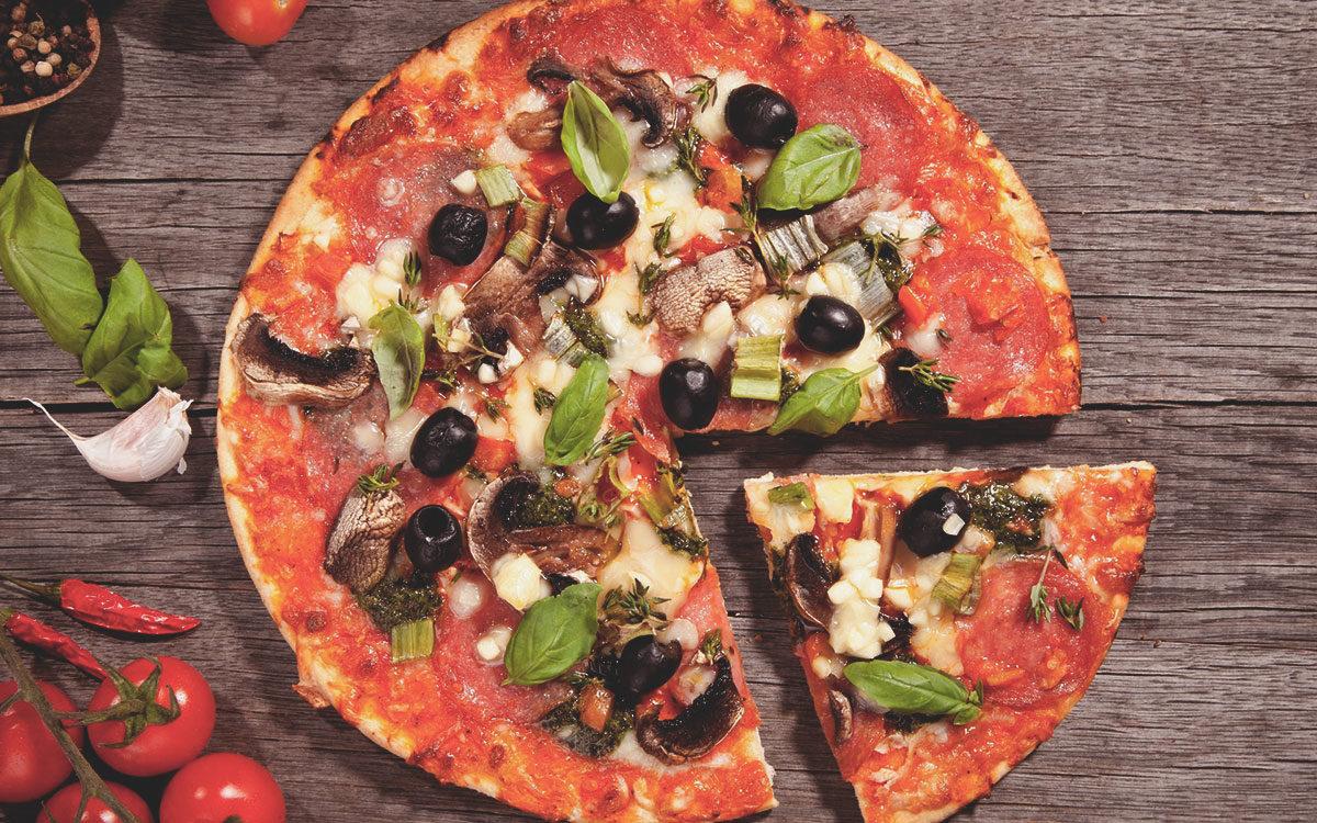 История итальянской пиццы