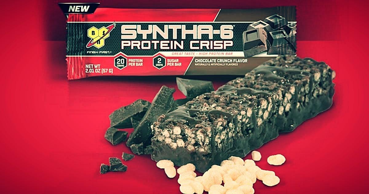 Спортивные протеиновые батончики