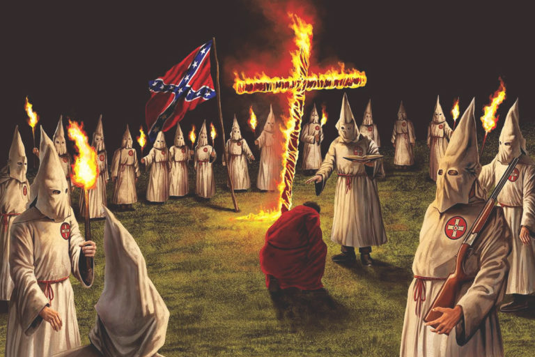 the origin and history of the ku klux klan