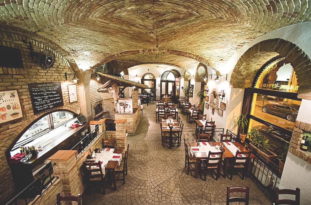 Рестораны в Будапеште
