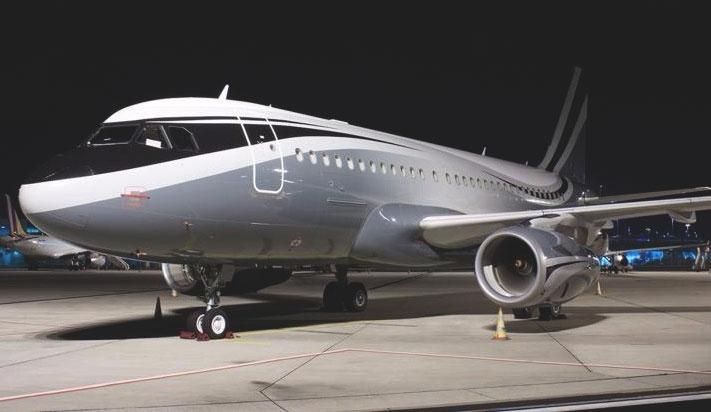 Airbus ACJ319 Elegance