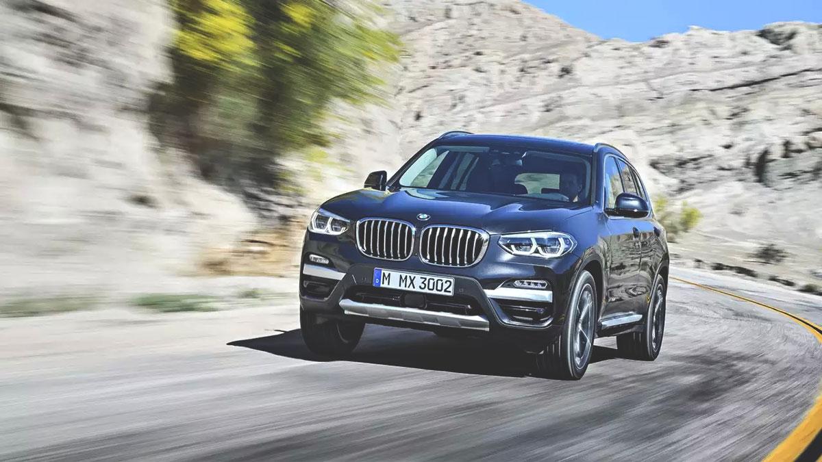 BMW X3 – 2018
