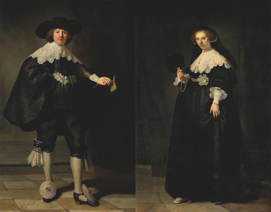 Maerten Soolmans и Oopjen