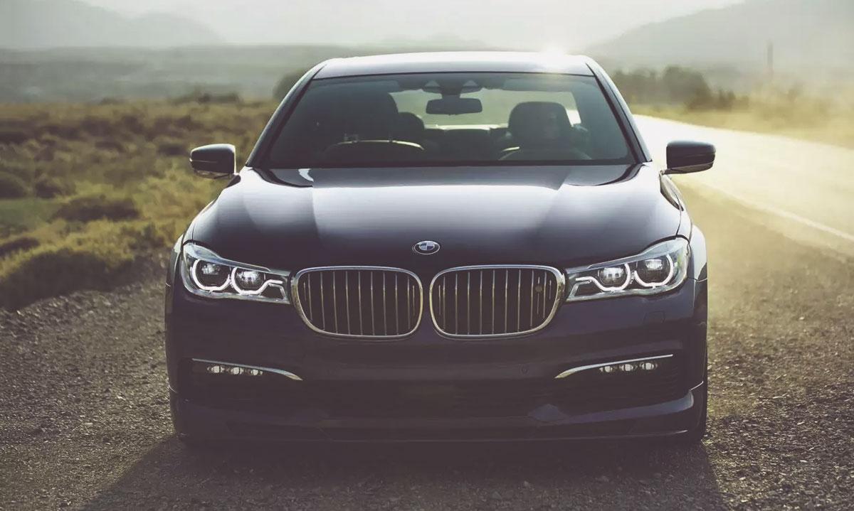 BMW Alpina B7 – 2018
