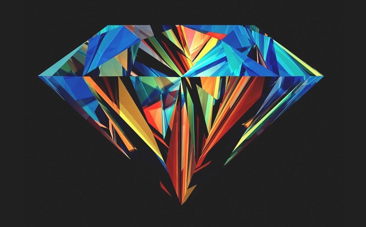 Блокчейн и алмазы