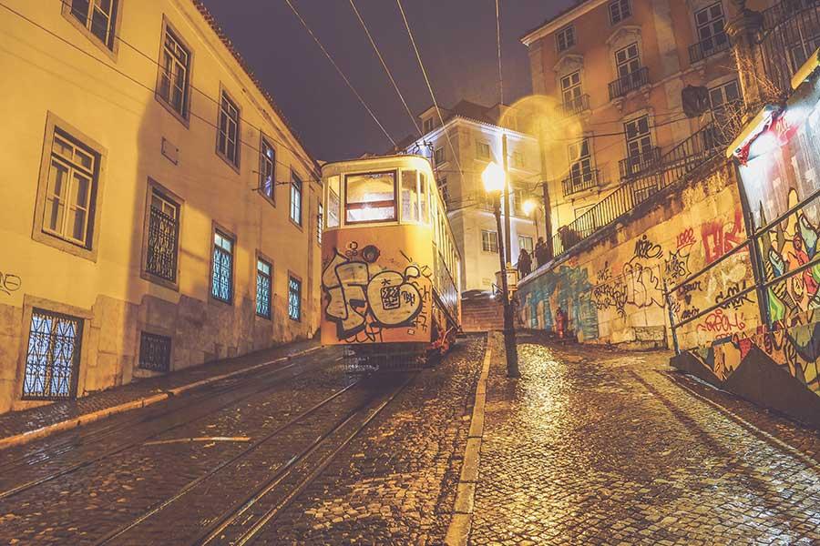 Жёлтый трамвай