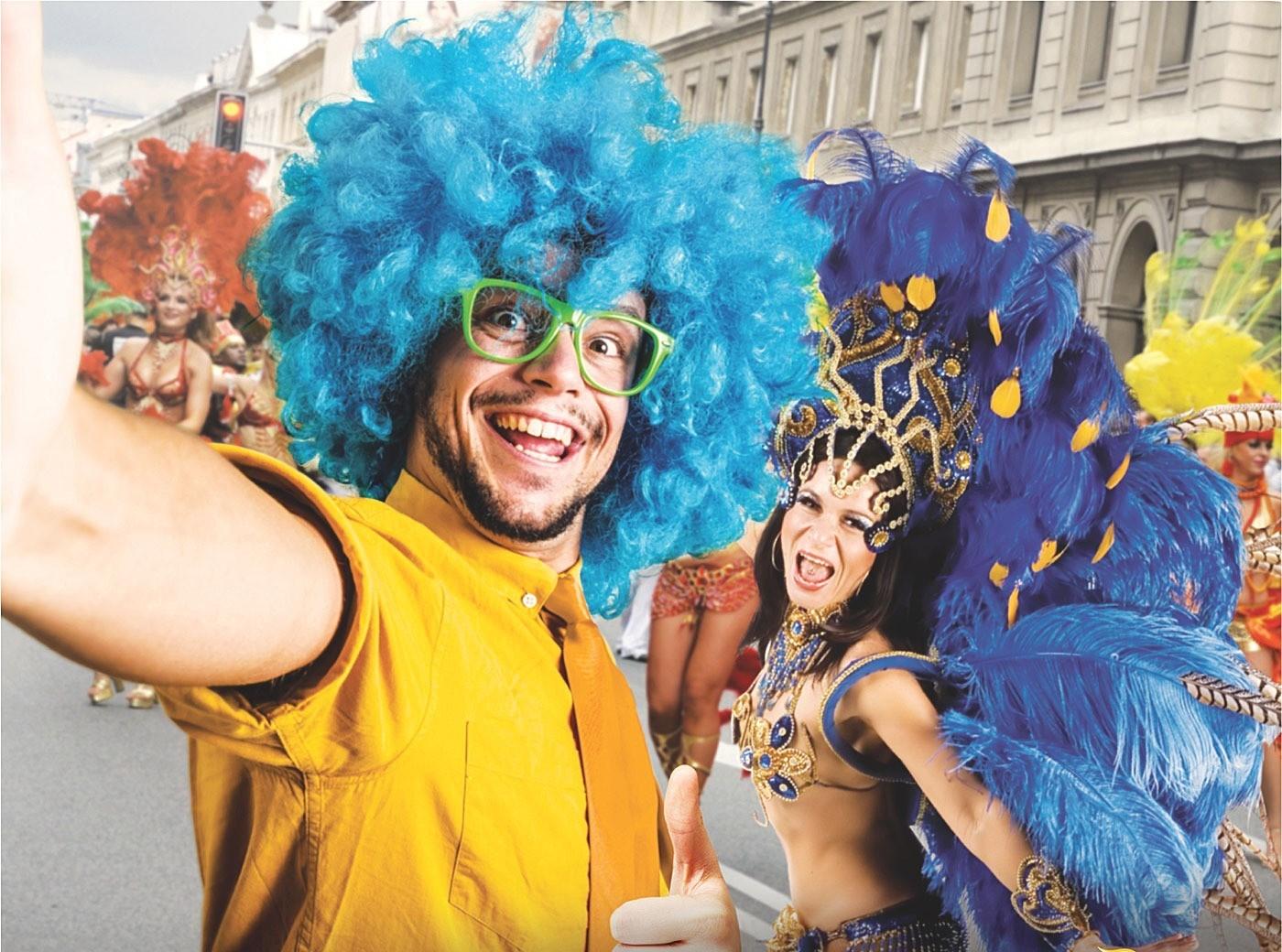 Фестиваль в бразилии
