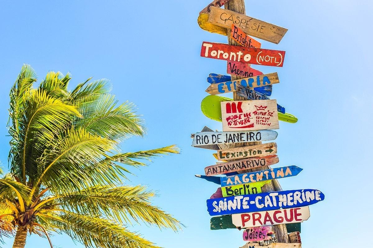 Куда поехать отдыхать летом