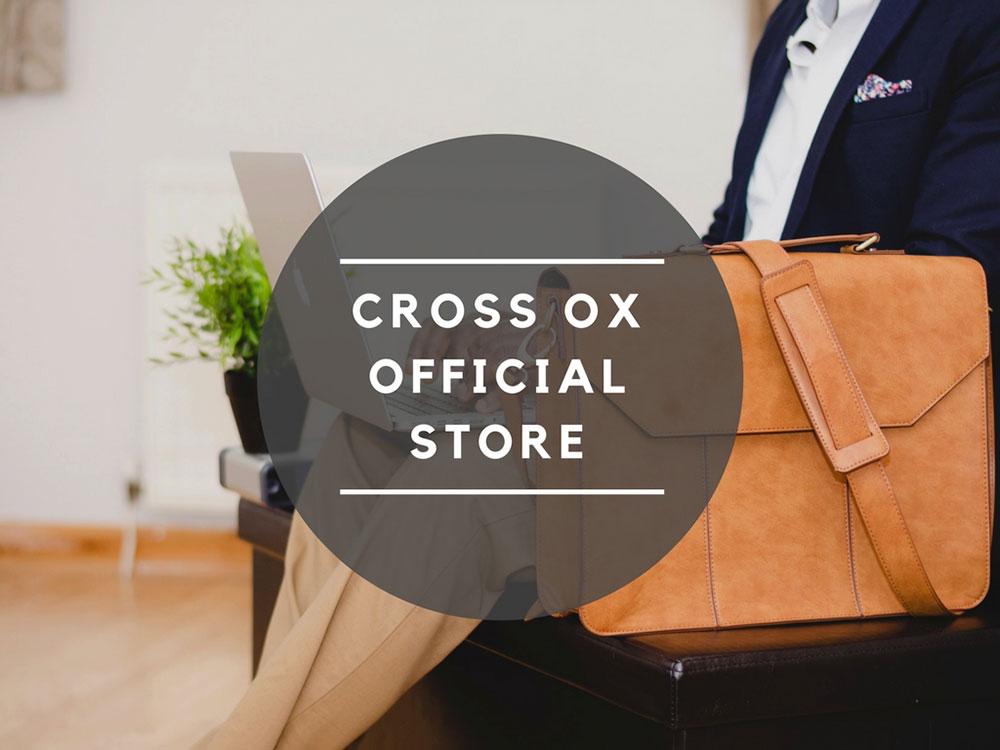 Cross OX Official Store магазин мужских сумок на AliExpress