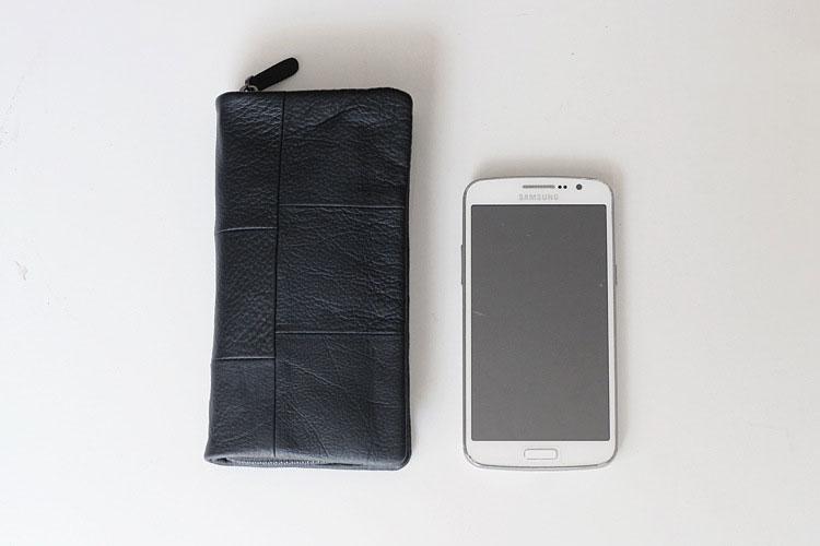Мужской бумажник из мягкой кожи от AETOO
