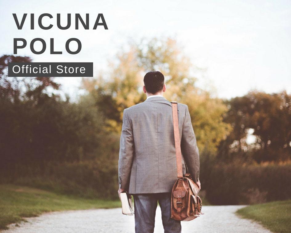 Мужские сумки от VICUNA POLO