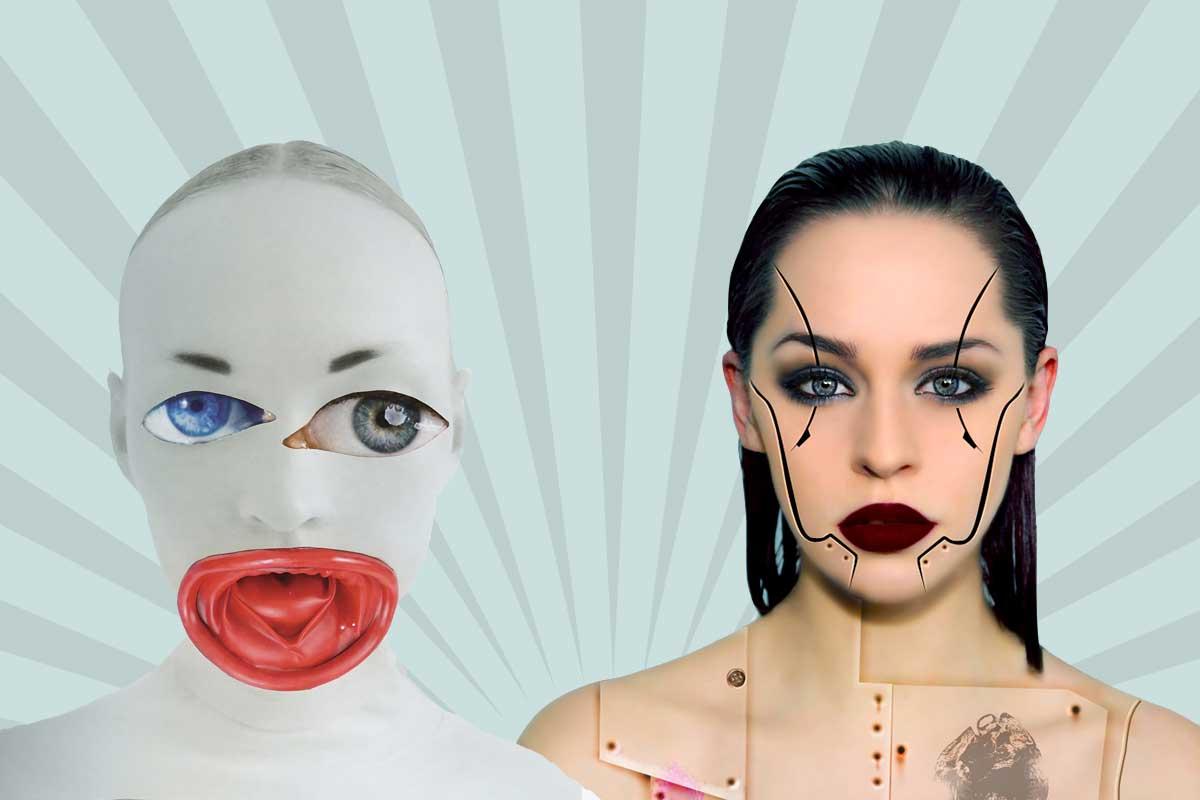 Секс-роботы и девушки-куклы