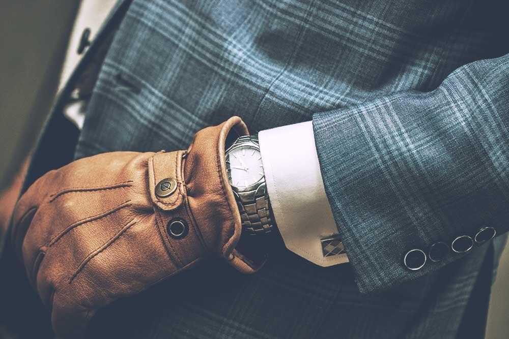 Часы для стильного мужчины