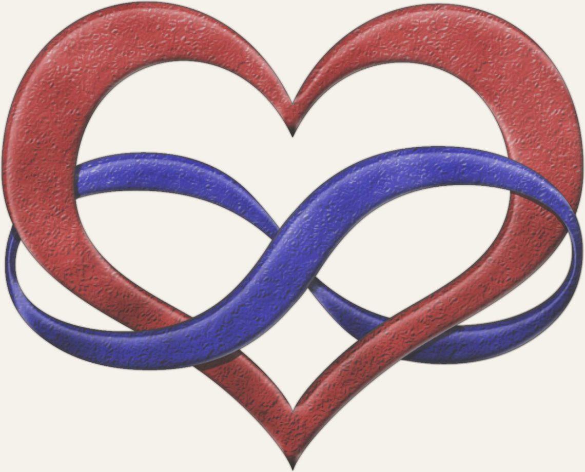 Картинки знака бесконечности и сердца