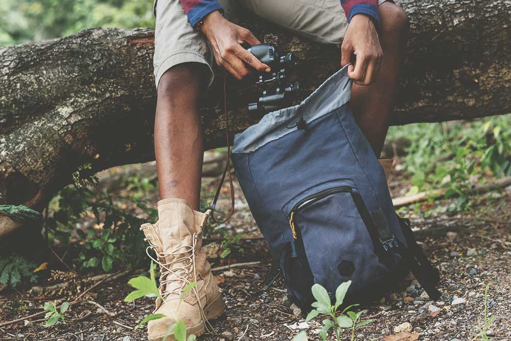 Треккинговые ботинки (туристические)