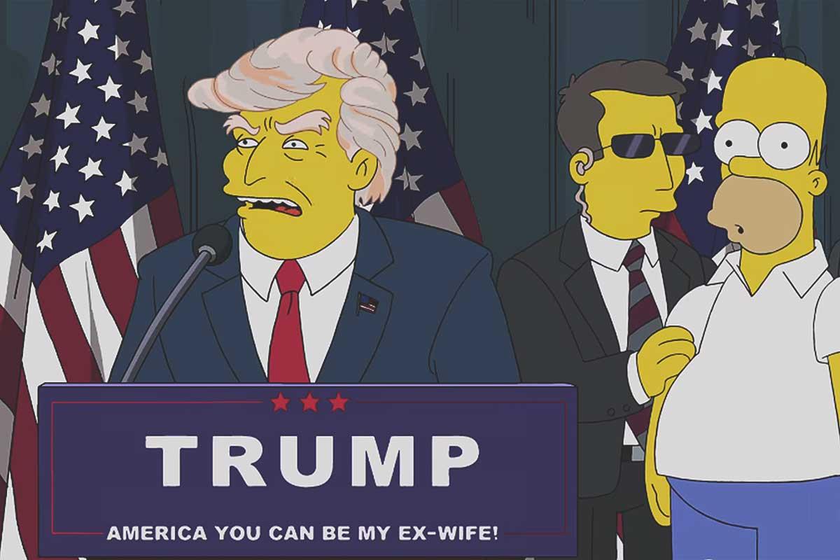Симпсоны предсказывают будущее