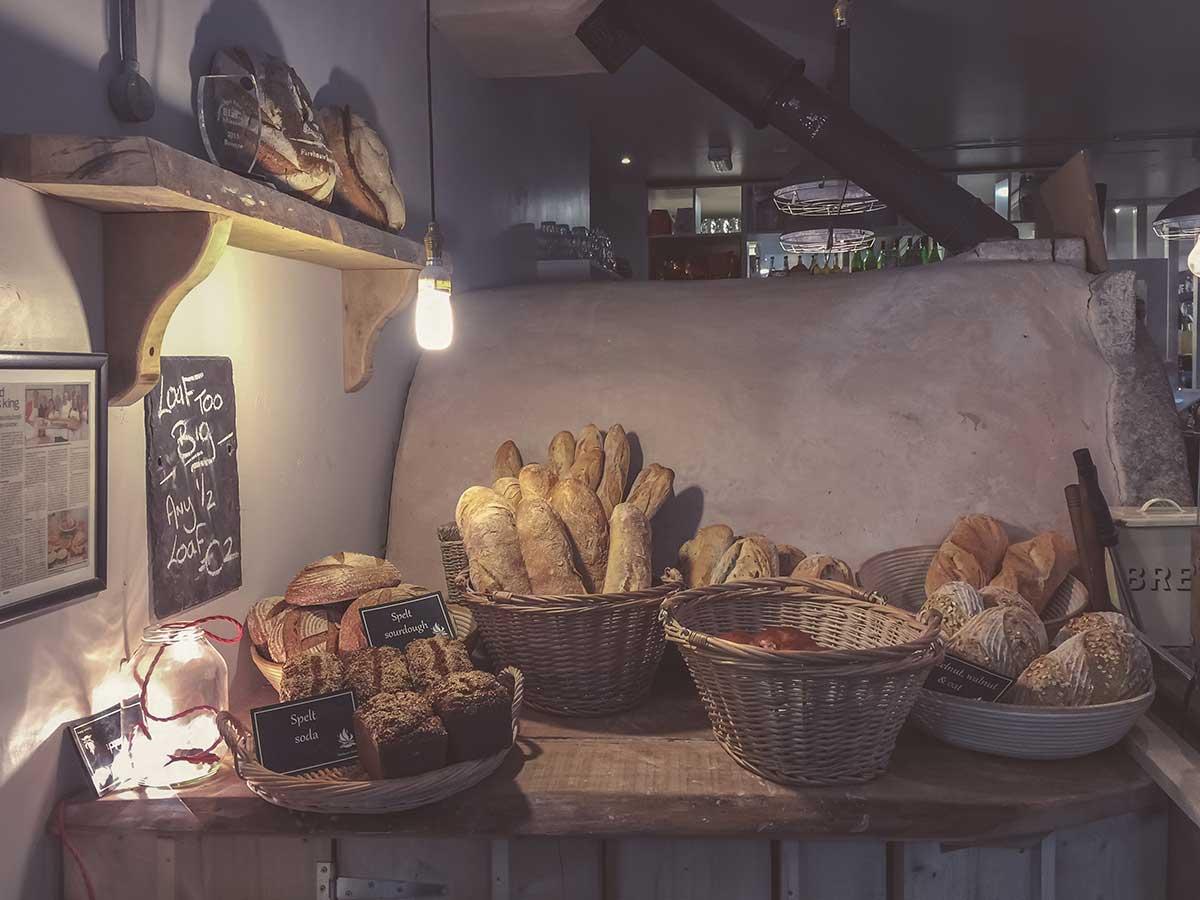Товарный вид хлеба