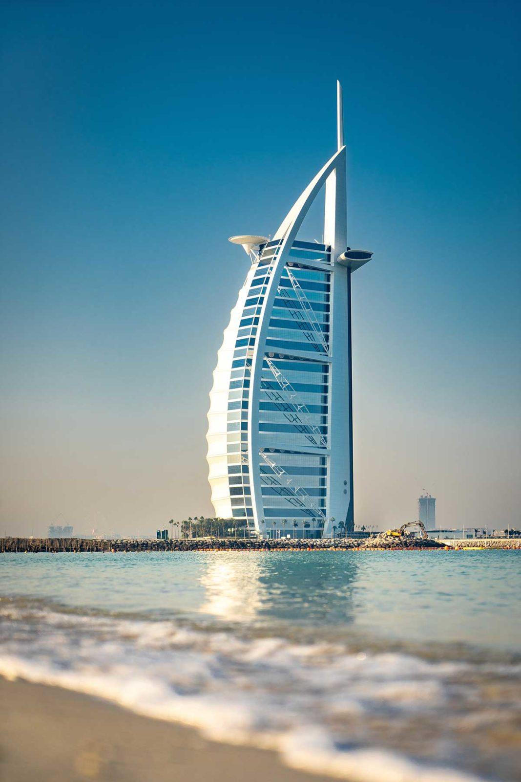Burj Al Arab Jumeirah, Дубай, Объединенные Арабские Эмираты
