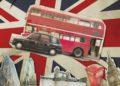 Биг-Бен, Лондон автобус