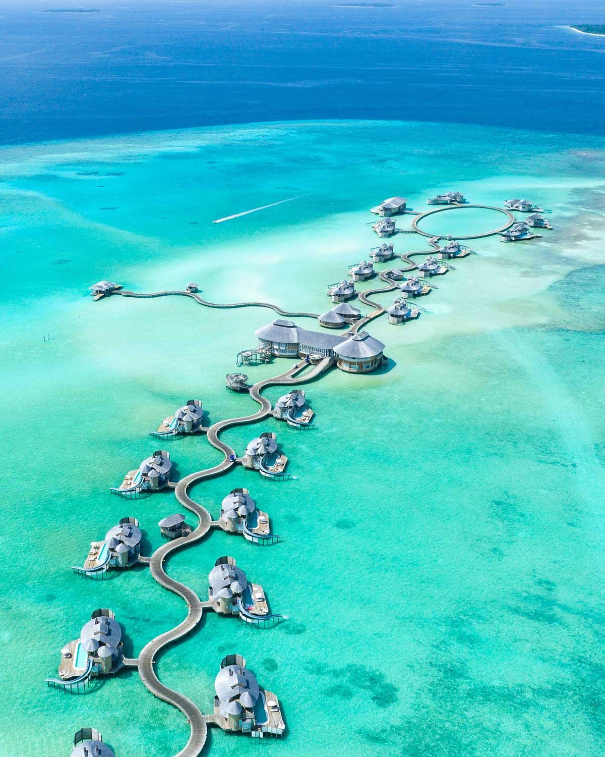 Сонева Яни, Атолл Ноону, Мальдивы