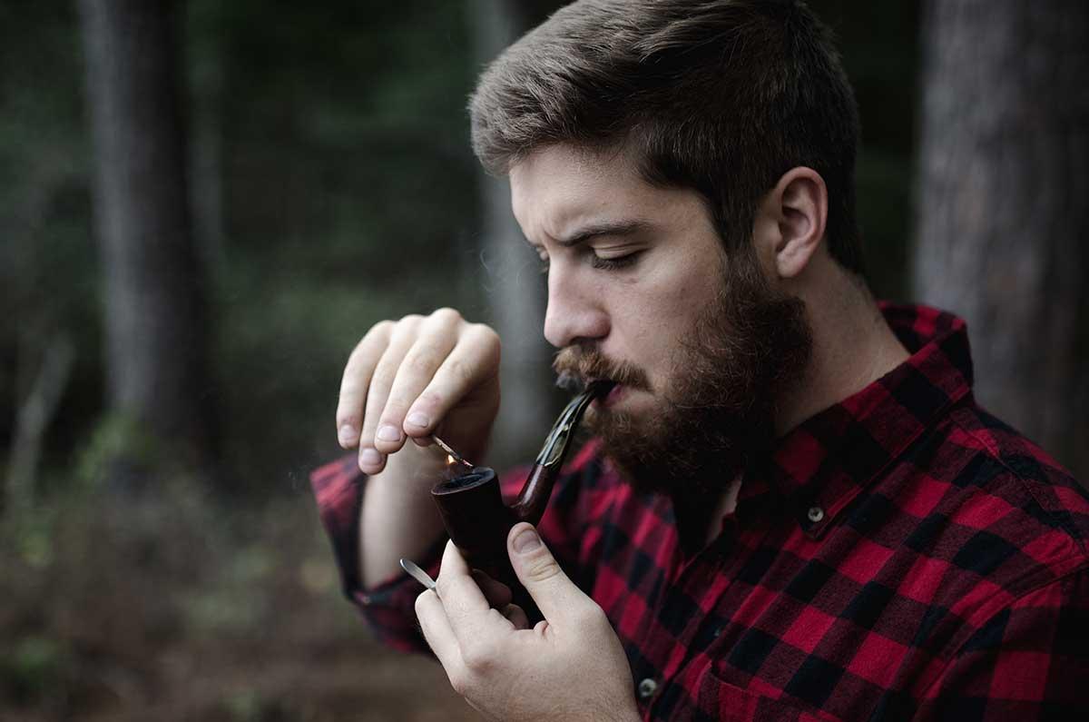 Тартан Lumberjack plaid