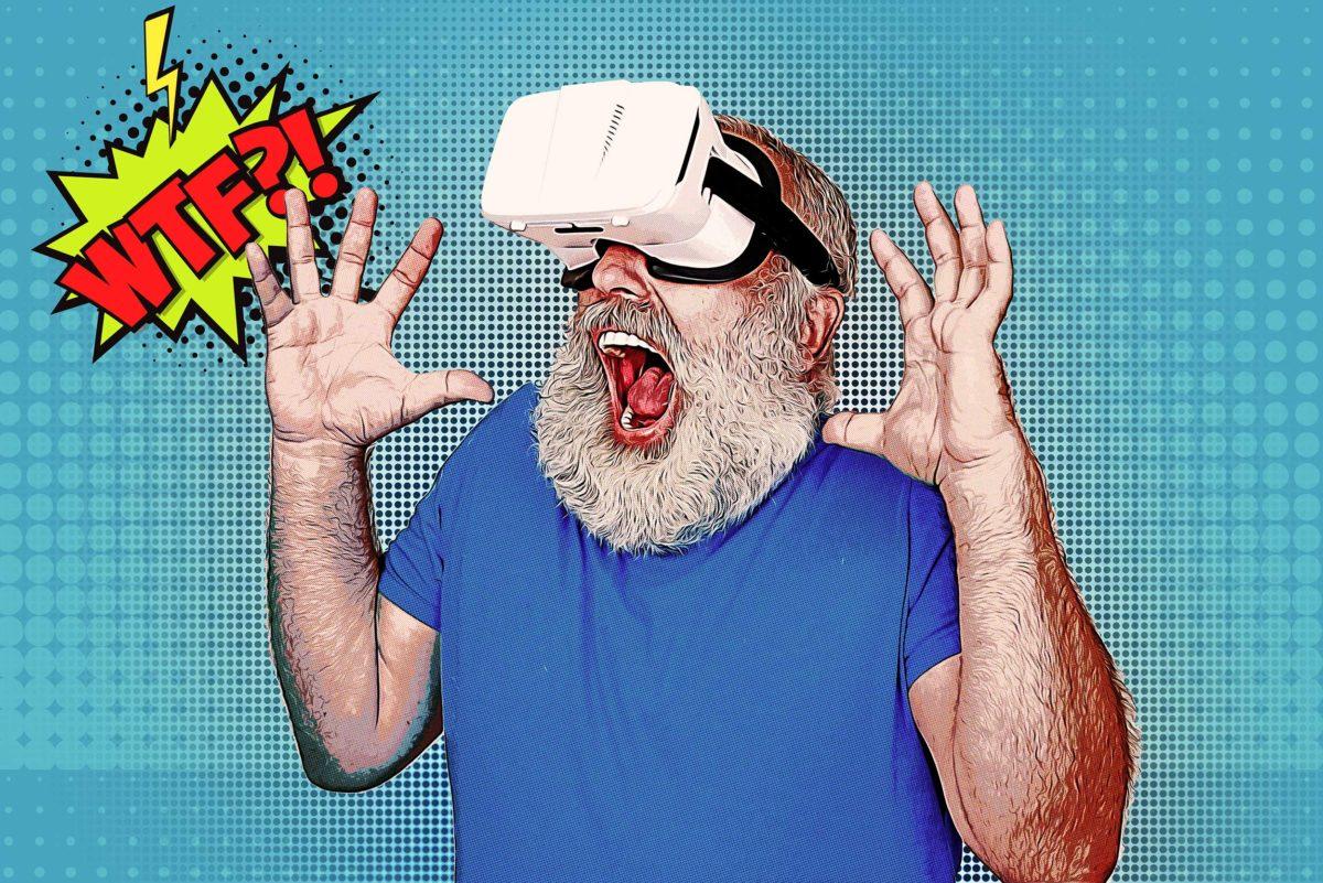 VR-шлемы HTC Vive и Oculus Rift