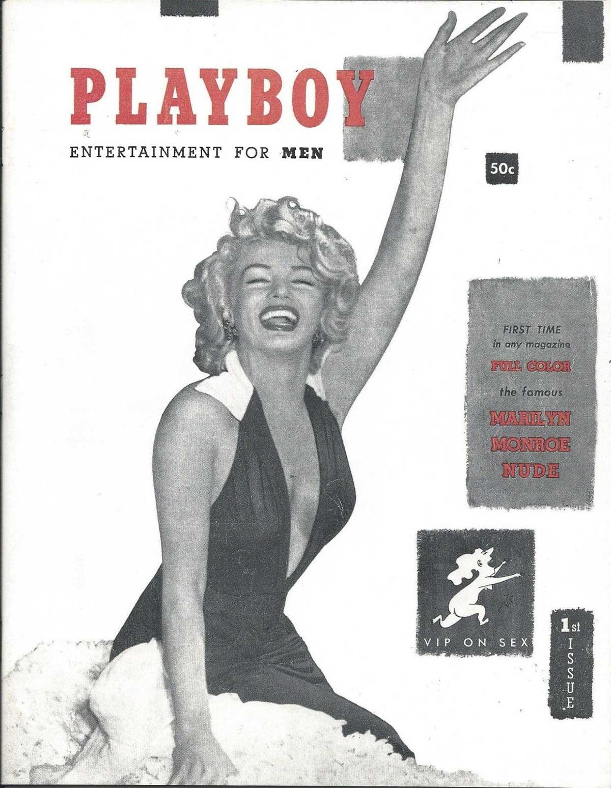 PLAYBOY 1953 год