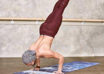 Мужская йога