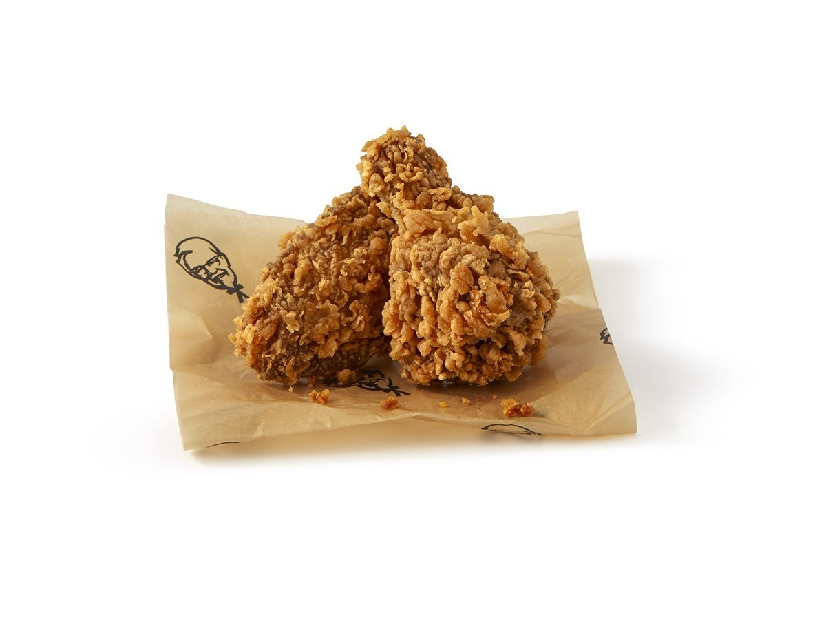 Рецепт курицы как в KFC