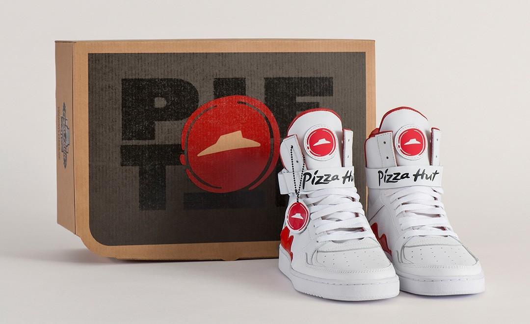 Pizza Hut - кроссовки, которые могут заказать пиццу и поставить на паузу ваш телевизор.