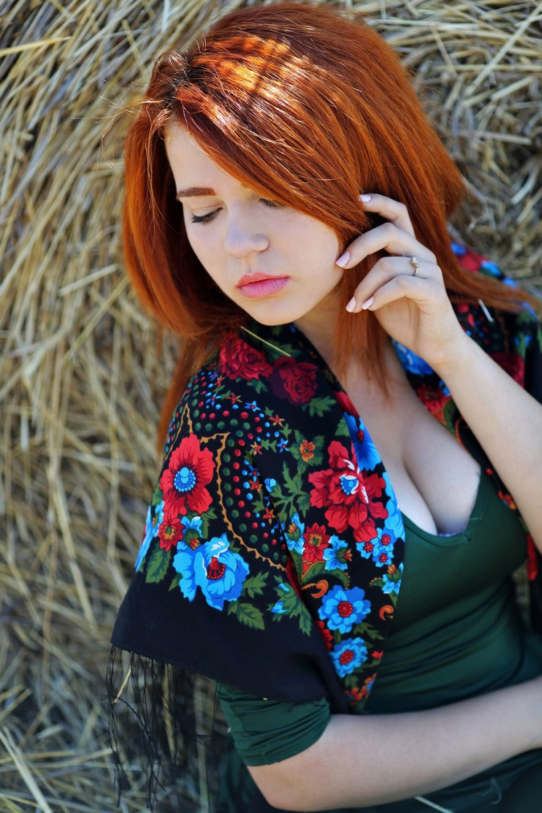 Russian woman. Автор: MURAT KUZHAKHMETOV