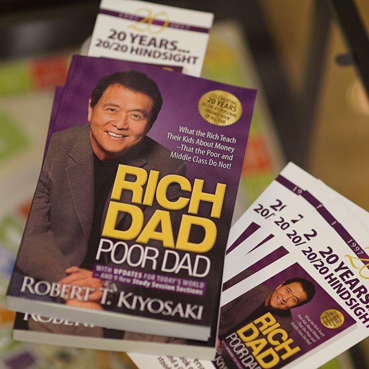 Основные принципы книги «Богатый папа, бедный папа»