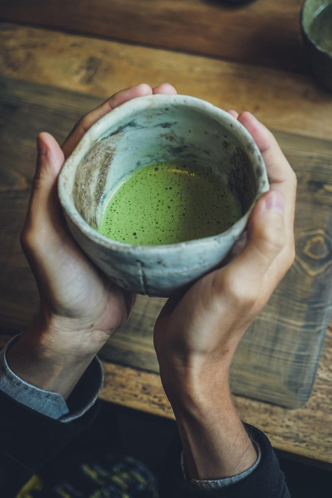 Традиционный чай Матча