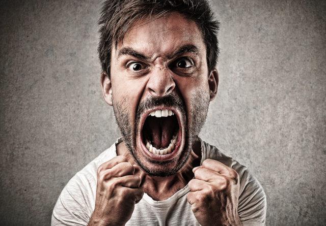 Способы управления гневом