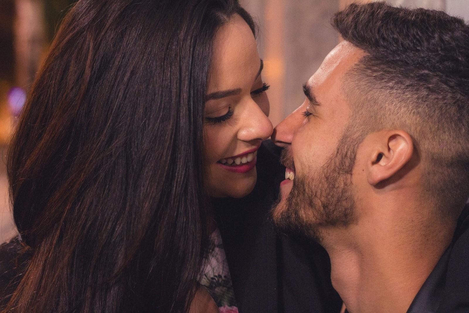 Мужчина и женщина в Бразилии