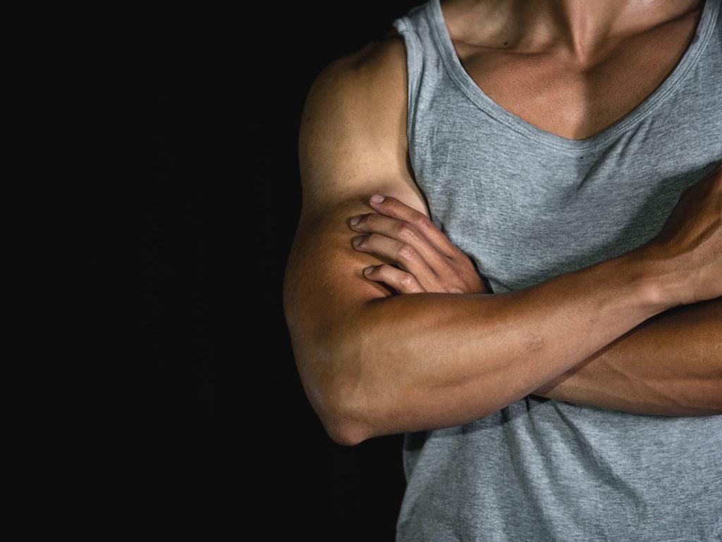 Правильный план питания для наращивания мышечной массы мужчине