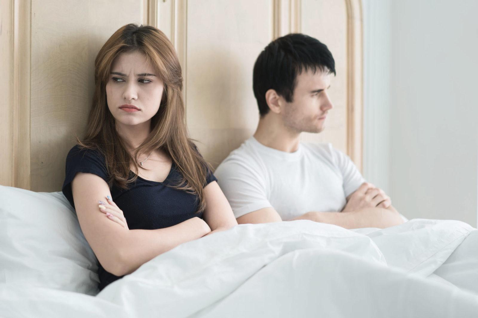 Секс после брака