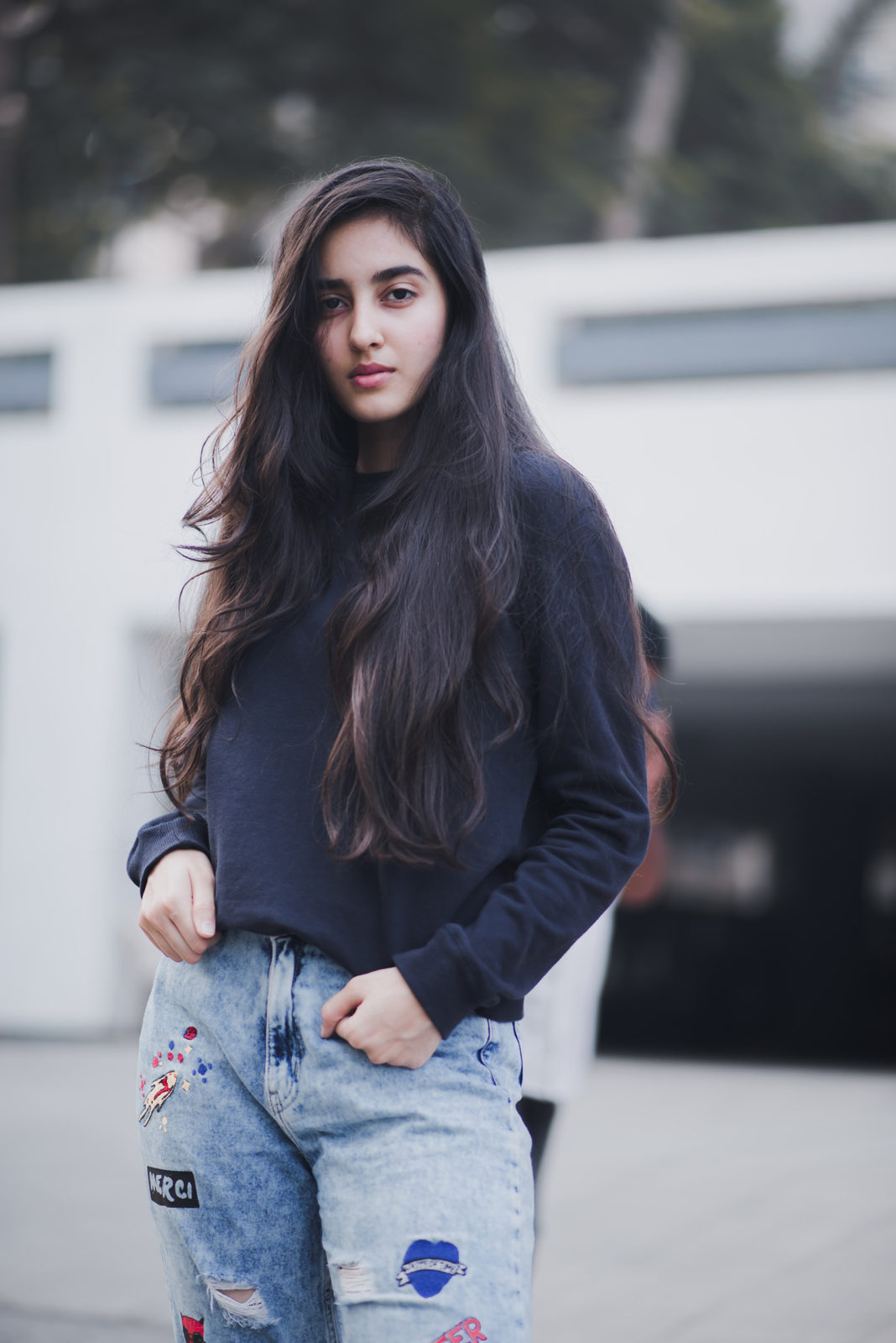 Индианка из Мумбаи