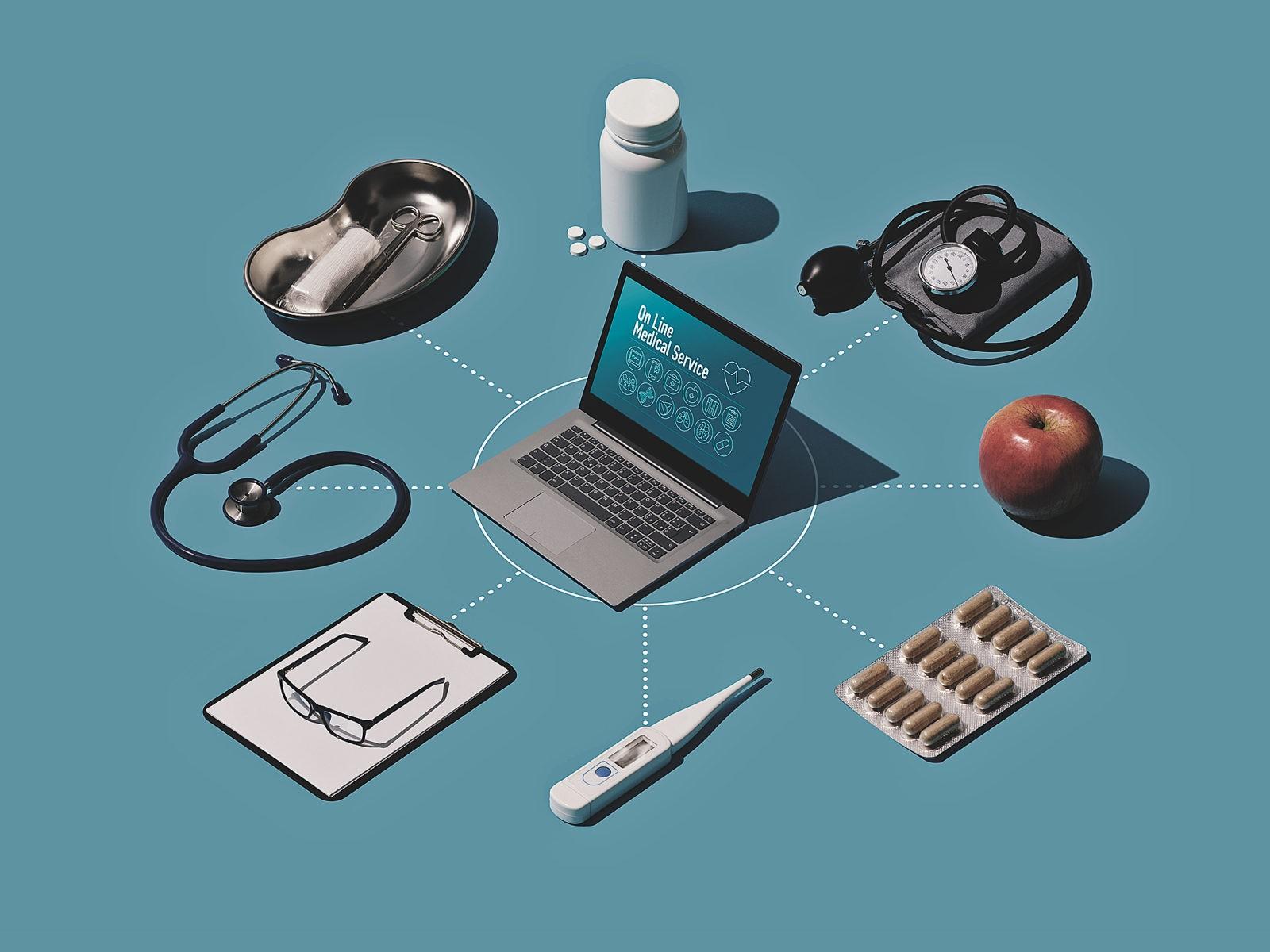 Медицинские услуги онлайн