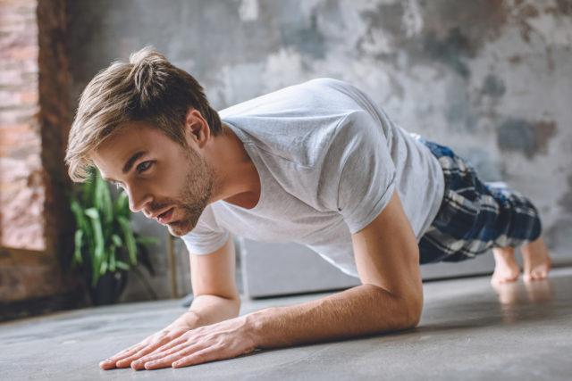 Тренировка по сжиганию калорий в домашних условиях