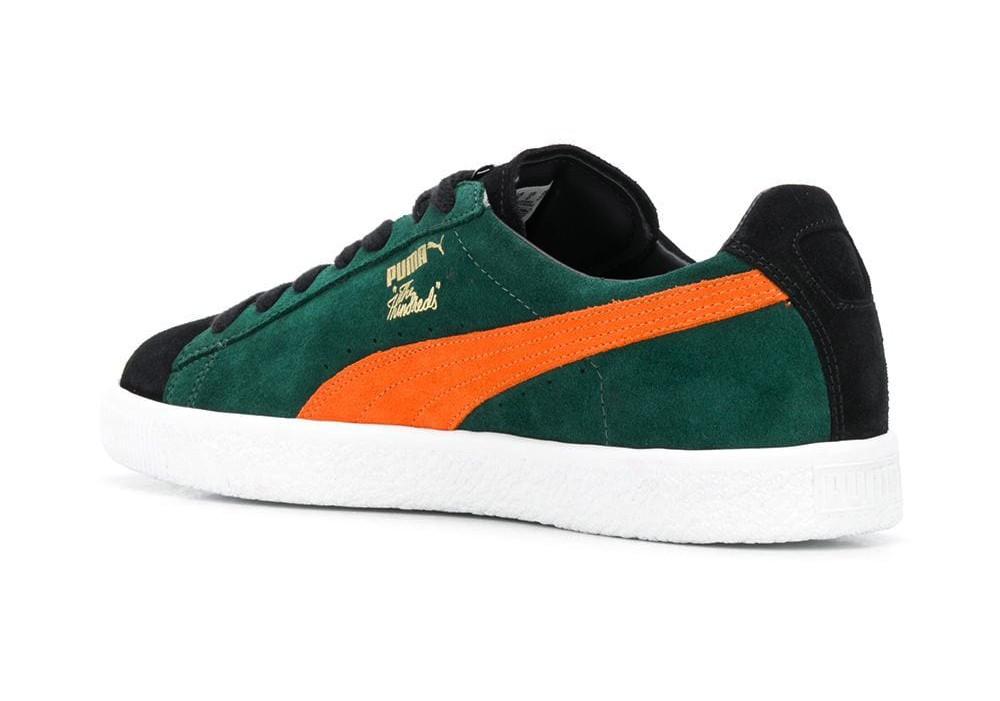 Кроссовки Puma Clyde