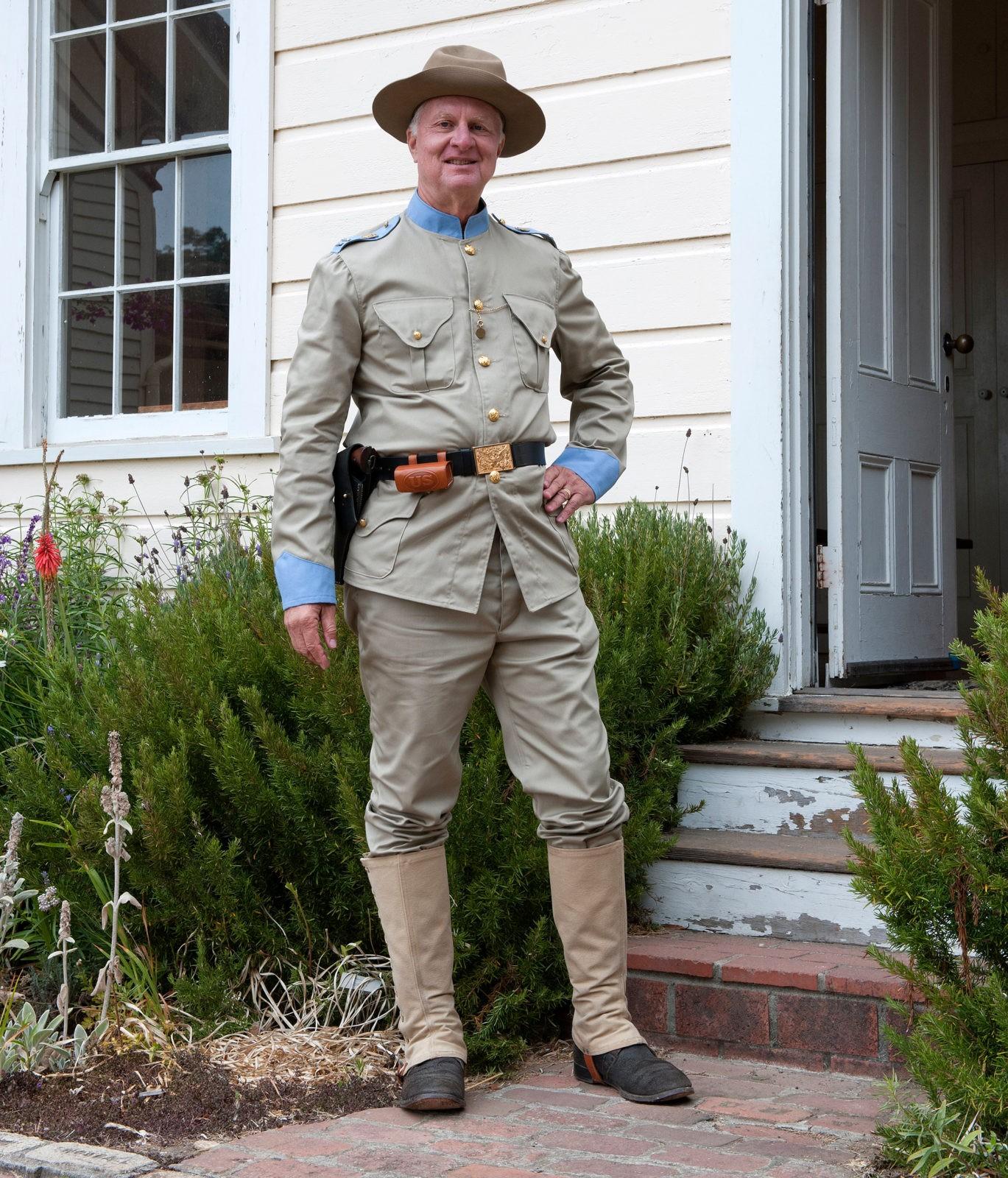 Одежда во время испано-американской войны
