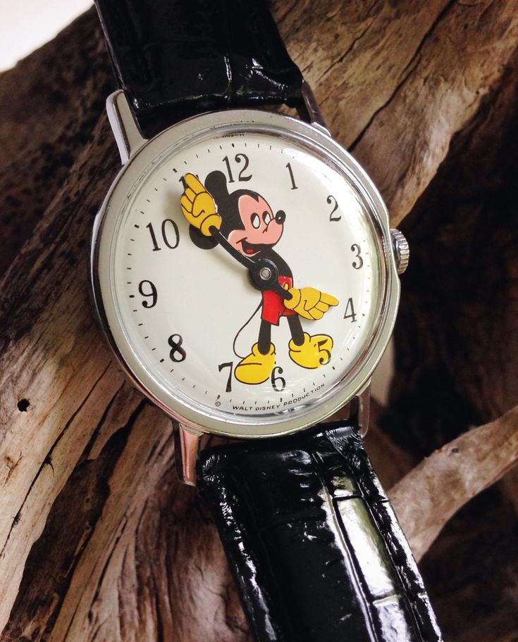 Timex Mickey Mouse - 1971 год