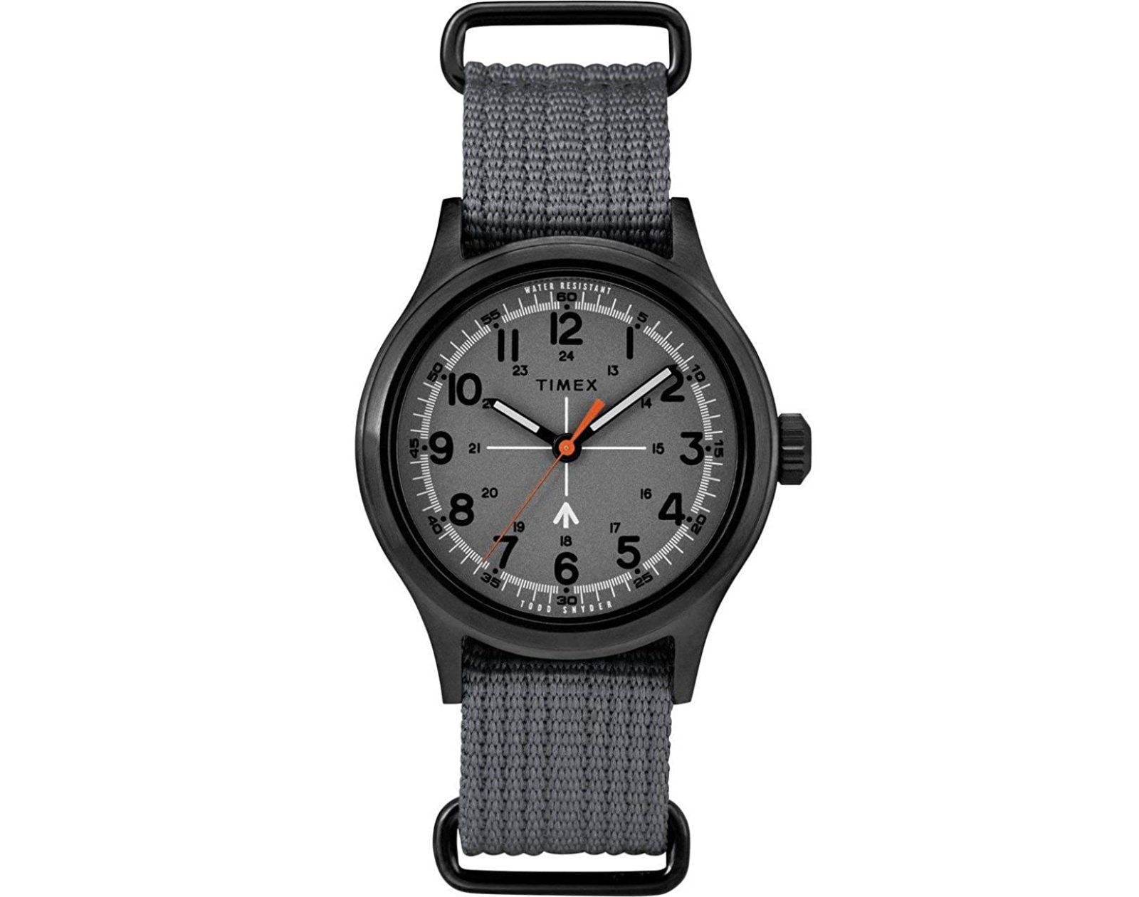 TIMEX+TODD SNYDER THE MILITARY WATCH