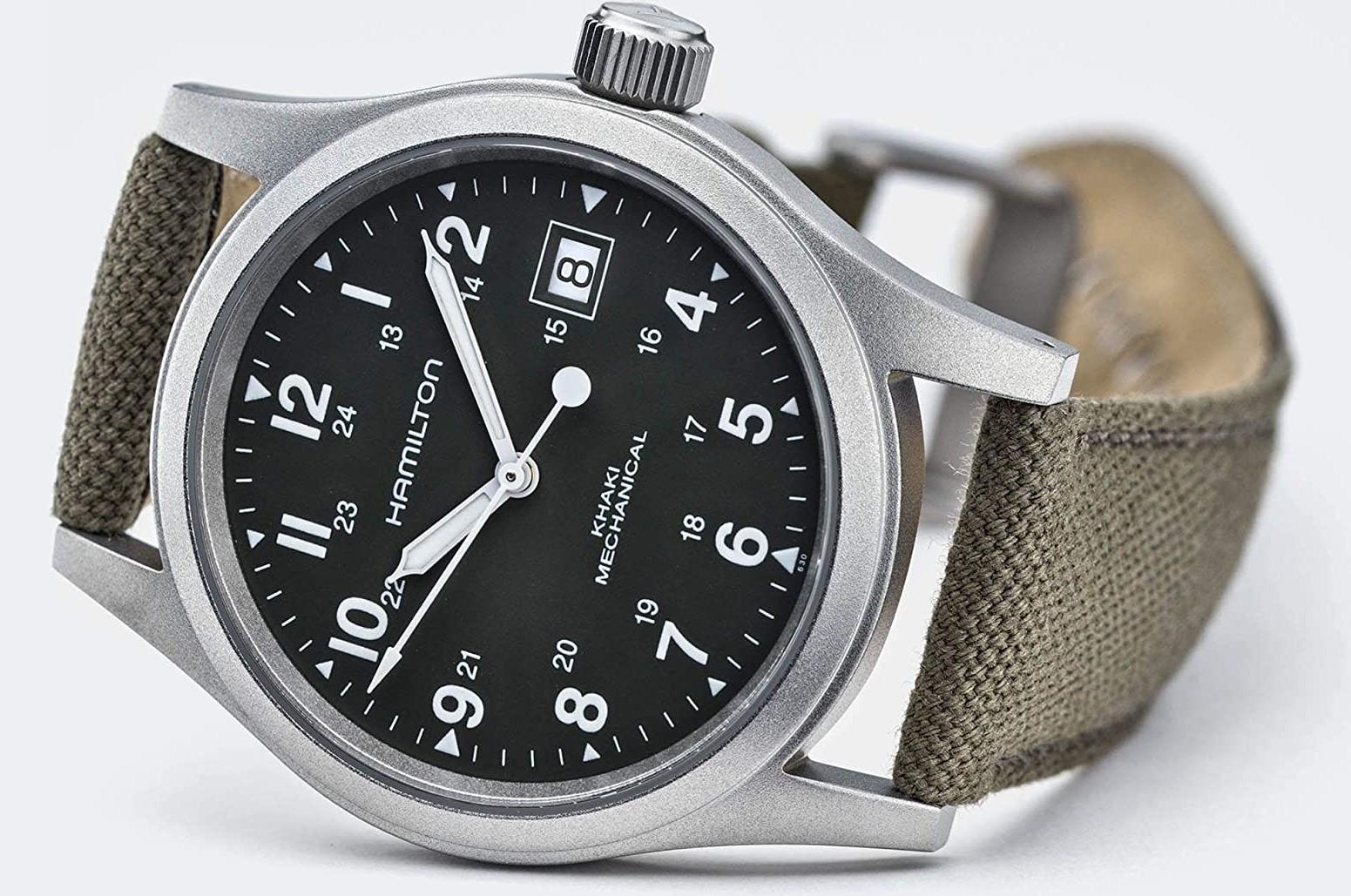 Часы Hamilton Khaki Field